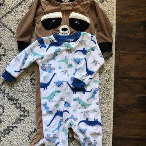 CARTER'S Pajamas Size 12 Months